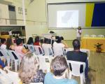 Palestra sobre Unidades de Conservação Estaduais (UC's) para os cursos de Ciências Biológicas e Engenharia Ambiental