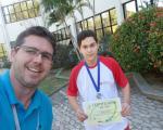 CENTRO EDUCACIONAL REALIZA ENTREGA DOS CERTIFICADOS DA OBF 2019