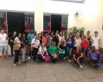 Visita do EJA do Quintiliano de Azevedo