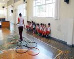 Educação Física na Educação Infantil – Uma forma de trabalhar o movimento pelo prazer