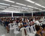 Noite de recepção de calouros é promovida pelo Centro Universitário