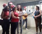 Espírito natalino contagia o Centro Universitário São Camilo com a Cantata de Natal