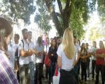 Segurança do Trabalho visita Odebrecht Ambiental