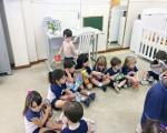 Sustentabilidade faz parte da vida dos pequeninos da educação infantil
